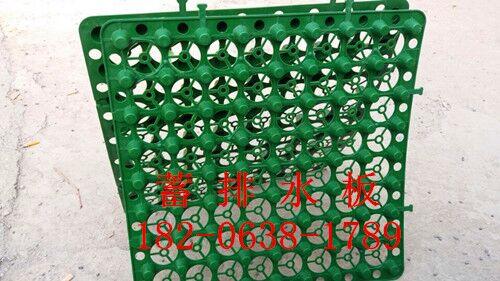绿se蓄排水板